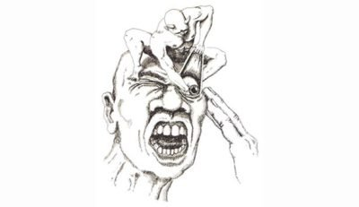 Illustration of Dangerous When Experiencing Cluster Headaches?