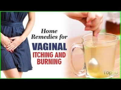 Illustration of How To Deal With Itching In The Vagina?
