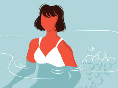 Illustration of Does Menstruation Only Come Out For 2 Days?
