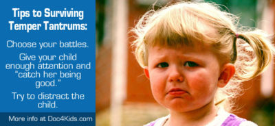 Illustration of How To Deal With Tantrums In Children?