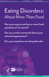 Illustration of Is Eating Disorder A Mental Disorder?