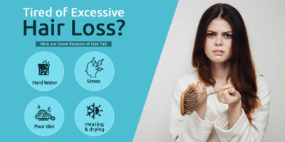 Illustration of Feeling Tired Quickly, Hair Loss And Weight Does Not Go Up?