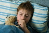 A 13-year-old Hoarseness, Coughs At Night And Is Easily Upset Or Anxious?