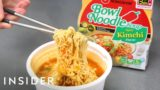 Can DHF Eat Instant Noodles?