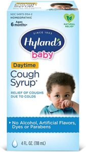 Illustration of The Medicine For Babies Aged 1 Month Who Are Coughing And Runny Nose?