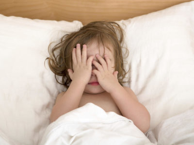 Illustration of The Cause Of Children Aged 4 Years Often Sleep After Recovering From A Fever?