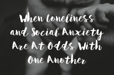 Illustration of The Cause Of Feeling Lonely, Chaotic Feelings And Want To Commit Suicide?
