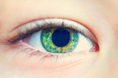 Illustration of Meat Grows In The Eyes Of Diabetics?