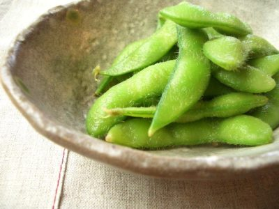 Illustration of Consumption Of Edamame In Patients With Endometriosis And Its Relation To The Hormone Estrogen?