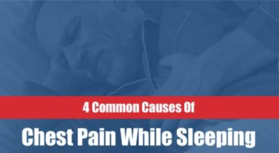 Illustration of Causes Of Chest Pain At Night?