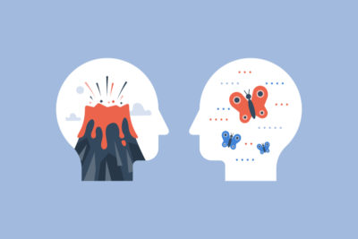 Illustration of Can Panic Attacks Or Anxiety Disorders Get Better?
