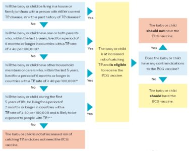 Illustration of BCG Vaccine For Infants Aged 3 Months?
