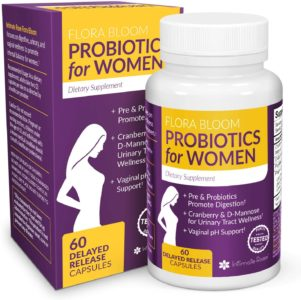 Illustration of Use Of Probiotic Supplements