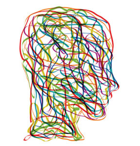 Illustration of Eating Patterns To Deal With Depression And Anxiety Disorders?