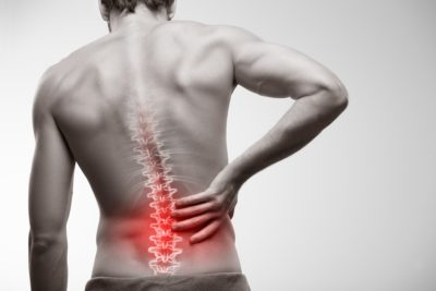 Illustration of The Cause Of Back Pain, Waist Pain In The Lower Abdomen Accompanied By Difficult Bowel Movements?