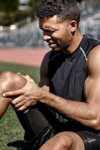 Illustration of The Cause Of Body Aches Does Not Heal After Sports?