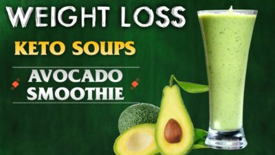 Illustration of Can Avocado Juice Lose Weight?