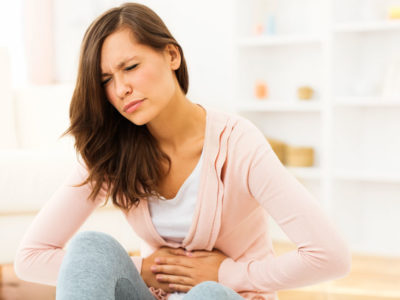 Illustration of Stomach Aches Accompanied By Bloating, Tiredness And Decreased Appetite?