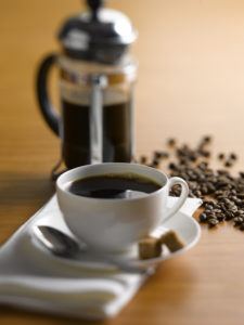 Illustration of Side Effects Of Consumption Of Ground Coffee Without Brewing First?
