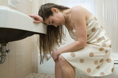 Illustration of Overcoming Excessive Vomiting During Young Pregnancy?