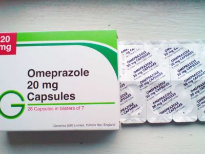 Illustration of Gastric Acid Medication That Is Safe For Children Under The Age Of 5 Years?