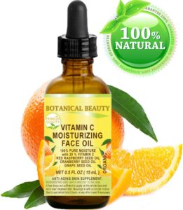 Illustration of Does The Use Of Face Oils That Contain Vitamins A And E Can Cause Purging?