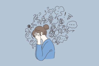 Illustration of Overcome Nervousness And Anxiety That Arise Suddenly?