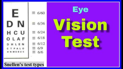 Illustration of What Is The Purpose Of Eye Vision 12/6 And Not 6/12?