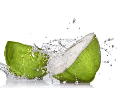Illustration of Sterile Milk Mixed With Coconut Water To Neutralize The Poison Taken Together?