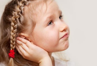 Illustration of Causes And Ways To Deal With Ear Pain In Children?
