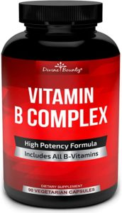Illustration of Taking Vitamin B Supplements Is Complex When The Sole Of The Foot Feels Numb And Hot?