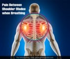 Pain Between The Shoulder Blades And Chest?