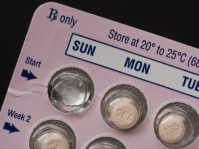 Illustration of Take Birth Control Pills But Have Intercourse