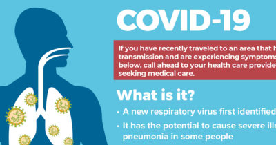 Illustration of How To Identify Someone Affected By Covid 19?