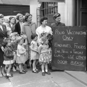 Illustration of Can The IPV Vaccine Be Replaced With A Measles Vaccine For 10-month-old Babies?