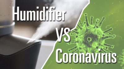 Illustration of Can A Humidifier Prevent Corona Virus?