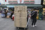Potential Corona Virus Spread Through Purchasing Goods From China