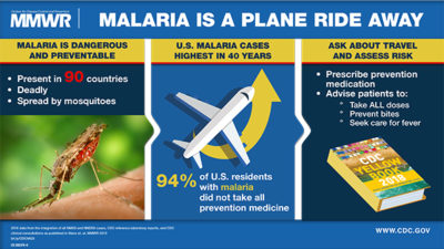 Illustration of Malaria Or Not