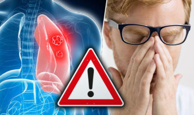 Illustration of The Cause Of Coughing, Sneezing And Dizziness After Returning From The Supermarket?