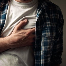 Illustration of The Chest Looks Like It's Blocked When You Take A Deep Breath, Dizzy And Dry Cough?
