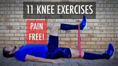 Illustration of The Right Type Of Exercise After A Knee Injury?