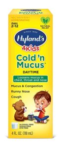 Illustration of Medicine For Cough Colds In Children 1 To 2 Years?