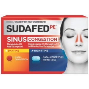 Illustration of Nasal Congestion But Not A Cold?