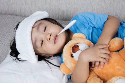Illustration of Can Singapore Flu Be Transmitted To Babies?
