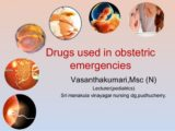 Dosage Of Drug Use Given By An Obstetrician?