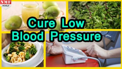 Illustration of How To Deal With Low Blood Pressure?