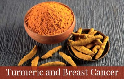 Illustration of Benefits Of Turmeric Acid In Patients With Breast Cancer