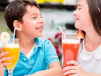 Illustration of Can 1.5 Year Olds Drink Imboost Kids?