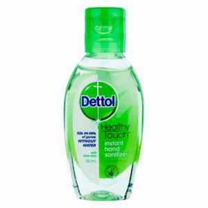 Illustration of Dettol And Alcohol?
