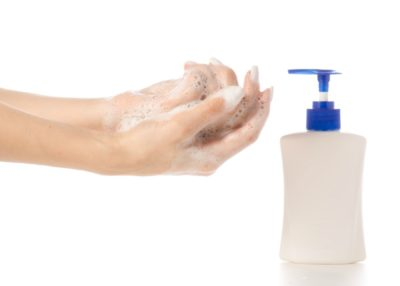 Illustration of Can Bath Soap Be Used For Soap When Washing Hands?